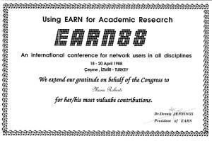 EARN 88001