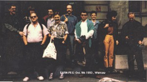 1993 - The EARN Performance Evaluation Project Group members